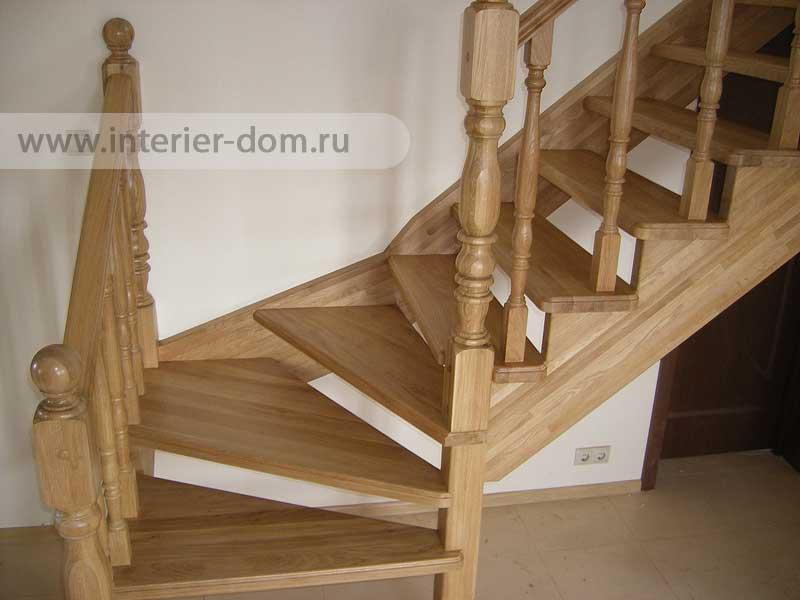 Лестницы на 2 этаж  чертежи 81