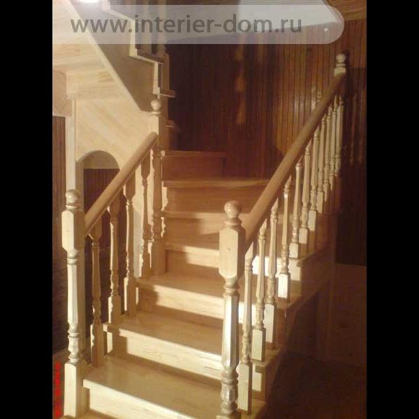 Перила для лестниц из металла, металлические перила для