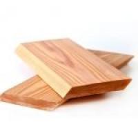 Планкен из лиственницы сорт AB узкий (20 мм)