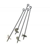 Шнековый анкер, 76см, комплект 4 шт. ShelterLogic