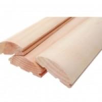 Блок хаус из лиственницы сорт Прима до 4,0 м (28 мм)