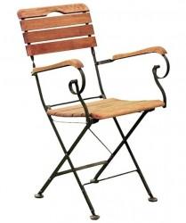 Кресло-стул с подлокотниками