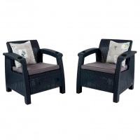 Два кресла  Yalta Double
