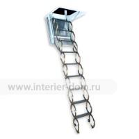 Чердачная металлическая лестница FAKRO LSF (огнестойкая)