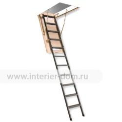 Чердачная металлическая лестница FAKRO LWM (LMS)
