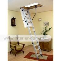 Чердачная лестница A&F «Alu-Profi»