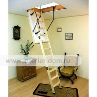 Чердачная лестница A&F «Extra»