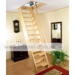 Чердачная лестница A&F «Мельника KA»