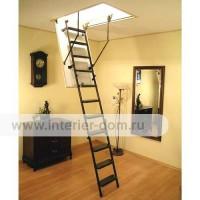 Чердачная лестница A&F «Metal»