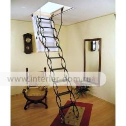 """Чердачная лестница """"Ножничная Termo"""""""