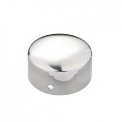 Заглушка из нержавеющей стали под круглый поручень (∅ 50,8 мм)