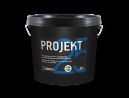 Проджект 25 – полуматовая акриловая краска с водоотталкивающими свойствами