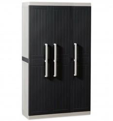 Шкаф 3х дверный узкий WOOD LINE S