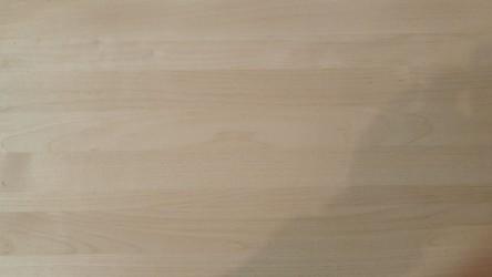 Мебельный щит из берёзы без сучка до 1,2 м (20 мм) цельноламельный
