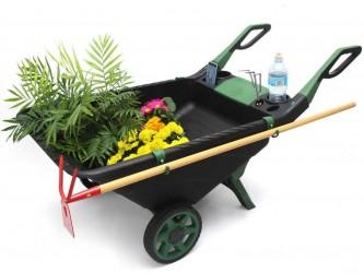 Садовая тачка-тележка Garden Cart