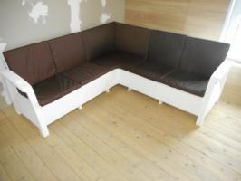 Угловой диван  Yalta Corner Set (столик в комплект не входит)
