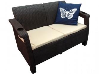 Двухместный диван Yalta Sofa Seаt