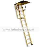"Чердачная деревянная лестница FAKRO ""LTK"" (Thermo)"