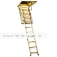 """Чердачная деревянная лестница FAKRO """"LWK Plus"""""""
