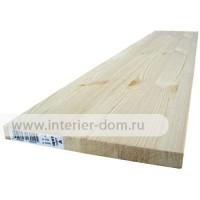 Мебельный щит из сосны с сучком (18 мм)